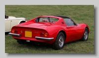 Dino 246 GTS 1971 rear