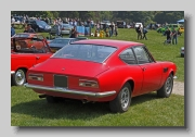 Fiat Dino Coupe 1969 rear