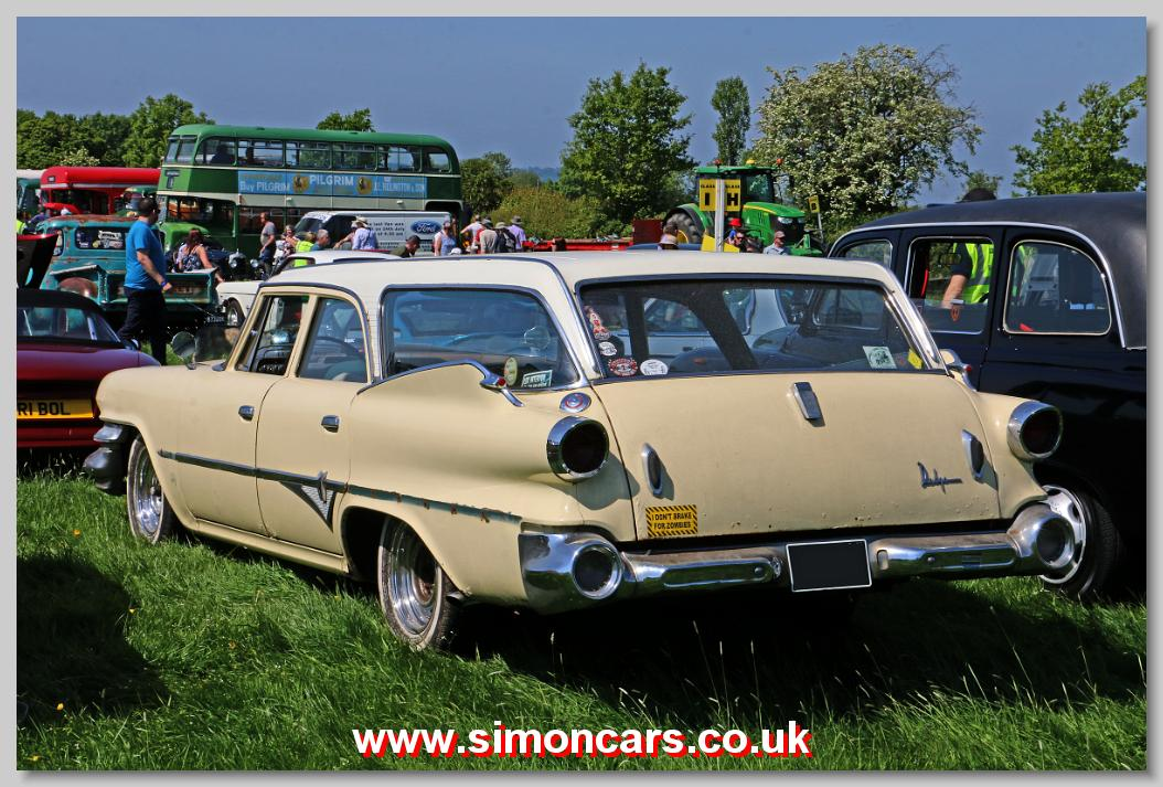 Simon Cars Dodge Dart 1960 62