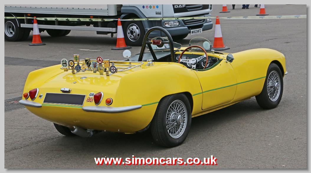 Simon Cars Elva Cars British Classic Cars Historic