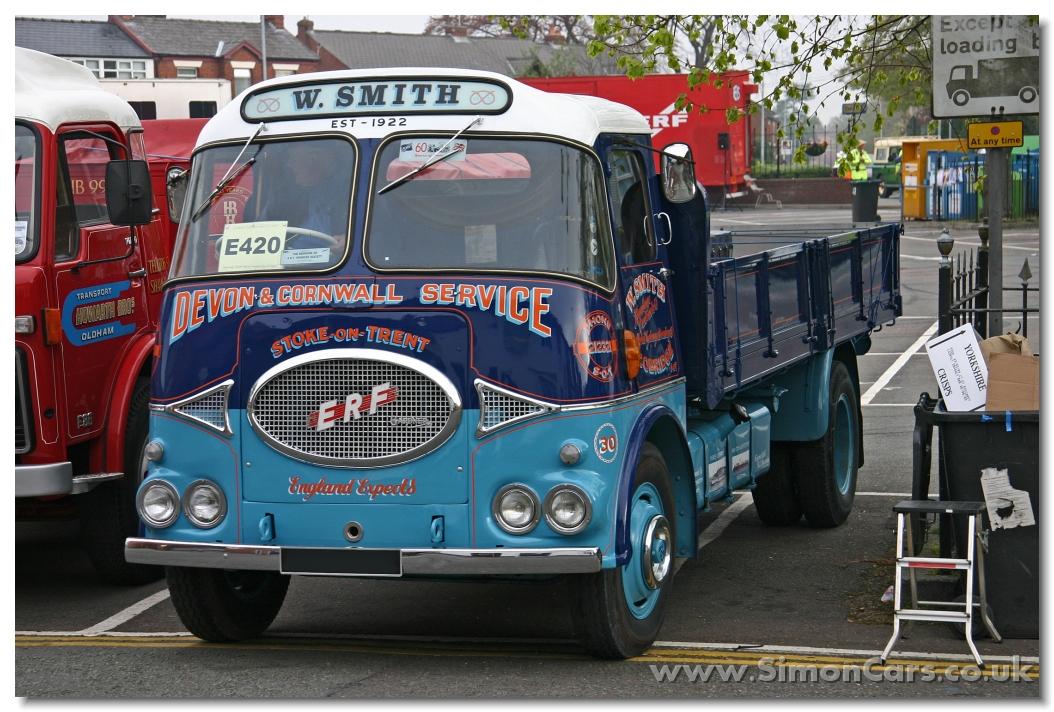 Simon Cars Erf Trucks
