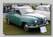 SAAB 96 1963 front