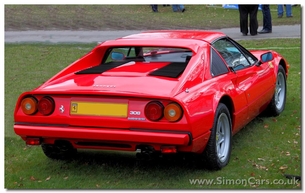 ferrari 308 gts quattrovalvole introduced in 1982 the qv model gave