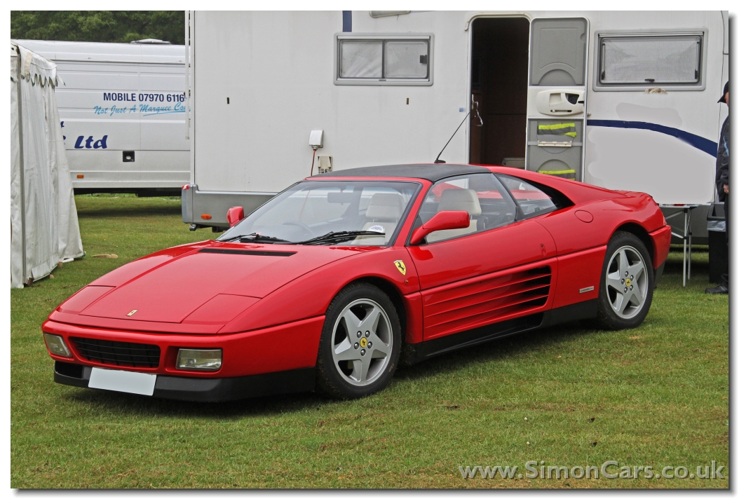 simon cars ferrari 348. Black Bedroom Furniture Sets. Home Design Ideas