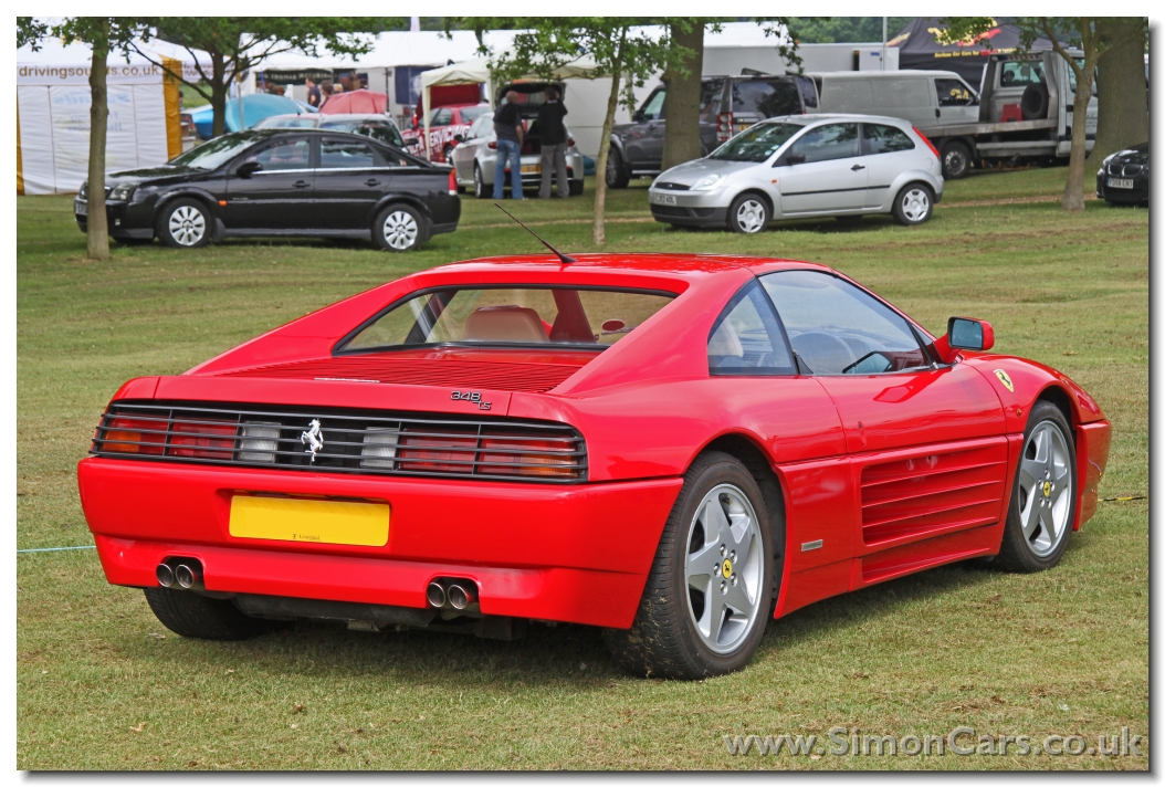 Simon Cars - Ferrari 348