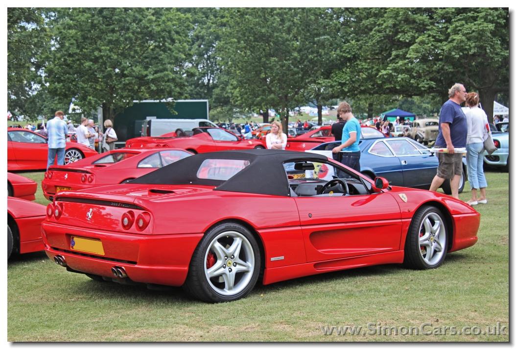 Simon Cars - Ferrari 355