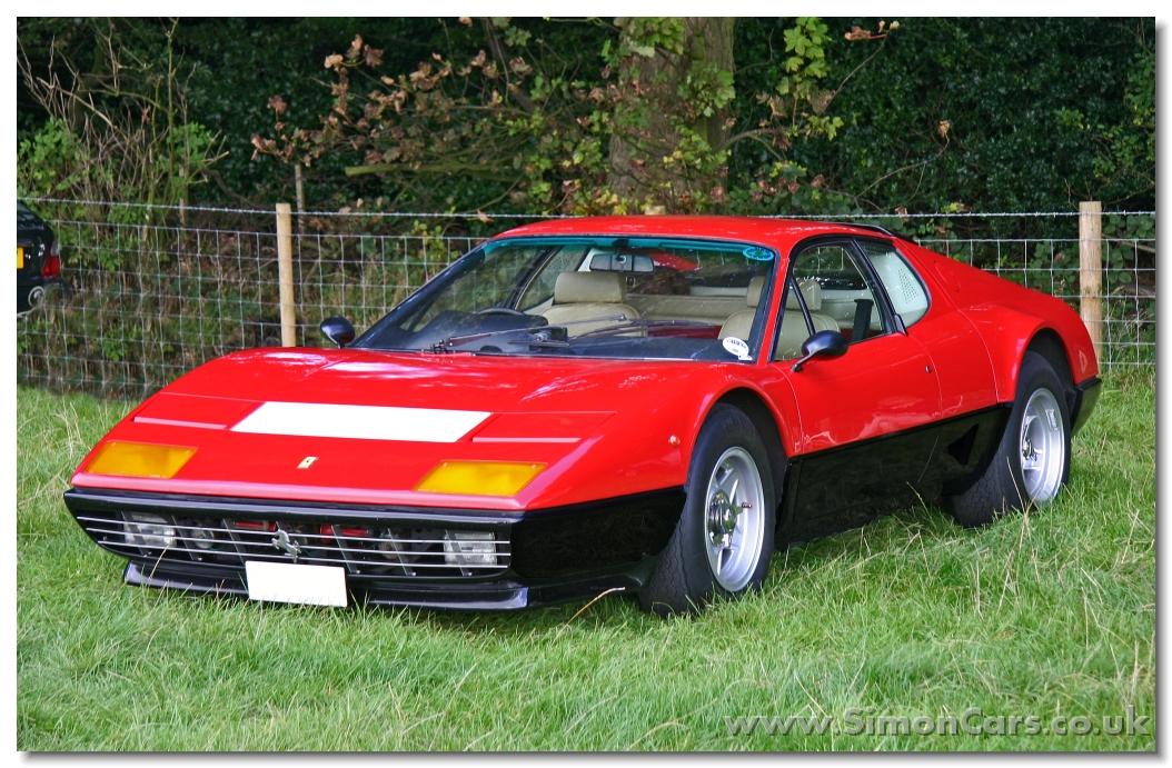Simon Cars , Ferrari 365 GT4 BB and 512 BB