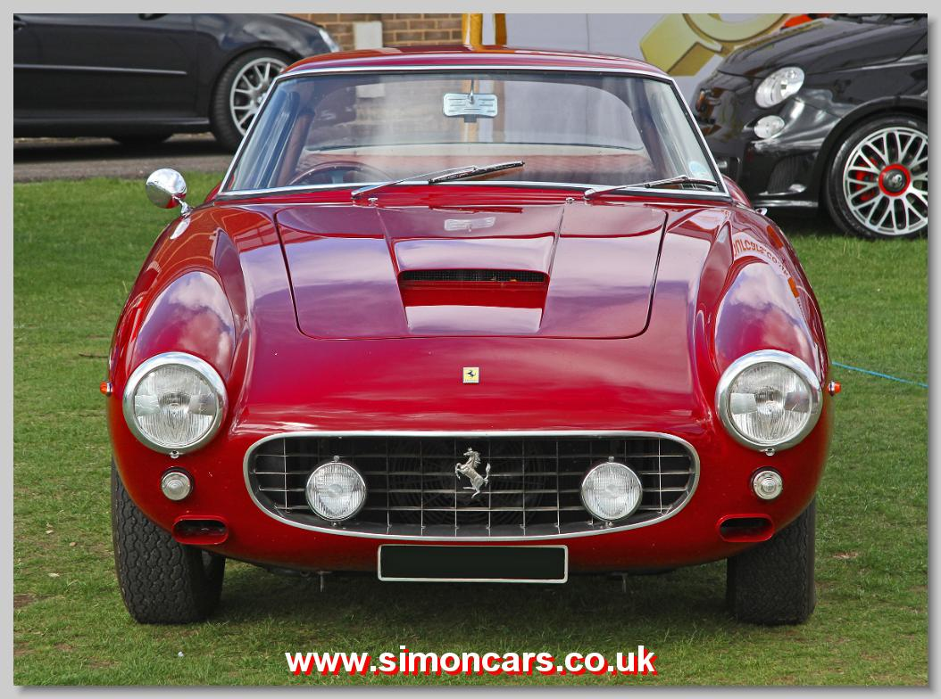 simon cars ferrari 250 gt swb passo corto. Black Bedroom Furniture Sets. Home Design Ideas