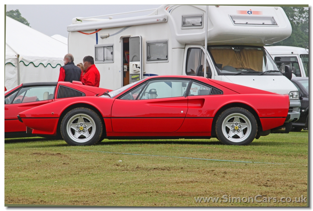 Simon Cars Ferrari 308 GTB GTS