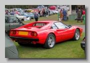 Ferrari 308 GTBi rear