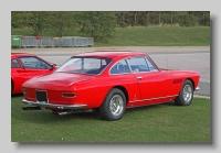 Ferrari 330 GT Series I rear