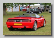 Ferrari 348 Spider rear