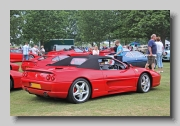 Ferrari 355 F1 Spider rear