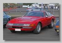 Ferrari 365 GTB4 Daytona 1970 front
