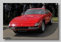 Ferrari 365 GTB4 Daytona 1972 front