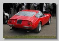 Ferrari 365 GTB4 Daytona 1972 rear
