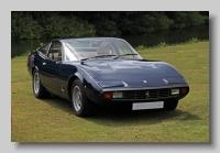 Ferrari 365 GTC4 front