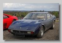 Ferrari 365 GTC4 frontd