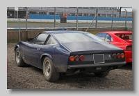 Ferrari 365 GTC4 reard