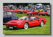 Ferrari Dino 328 GTS front