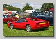 Ferrari Dino 328 GTS rear