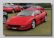 Ferrari F355 GTS front