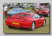 Ferrari F355 GTS rear