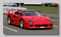 Ferrari F40 frontr