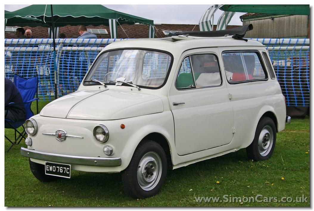 Simon cars fiat 500 fiat nuova 500 the even smaller fiat 500