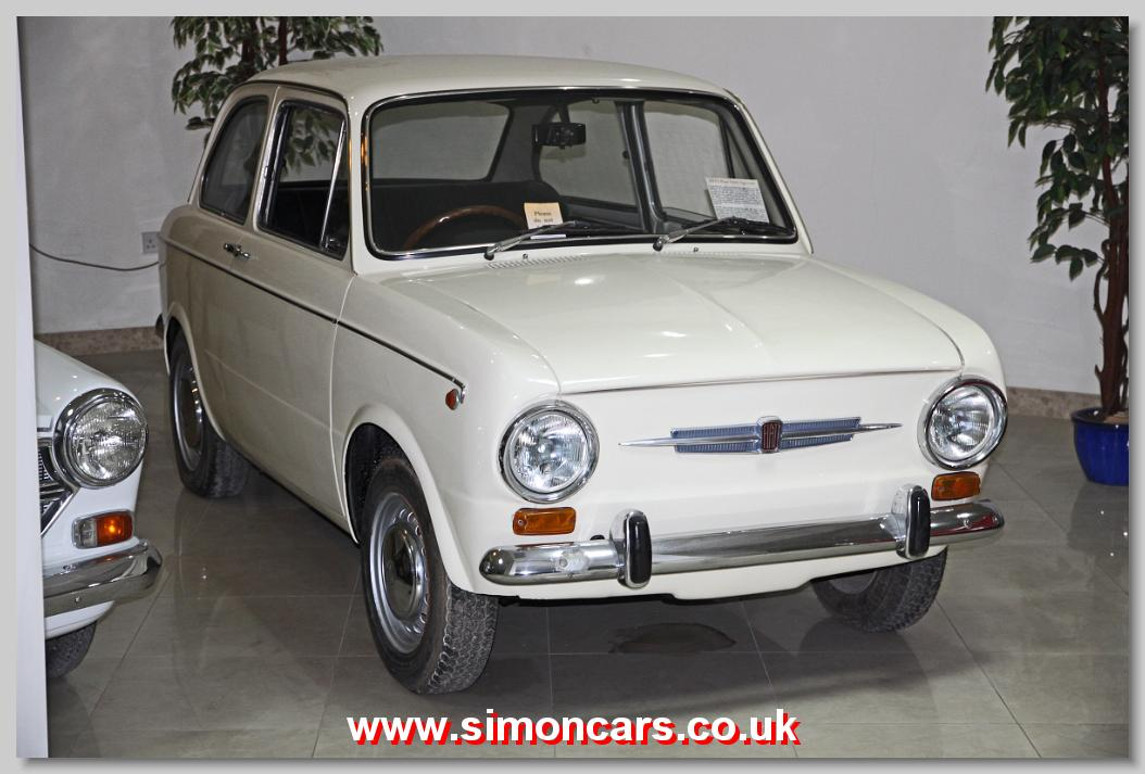 simon cars fiat 850. Black Bedroom Furniture Sets. Home Design Ideas