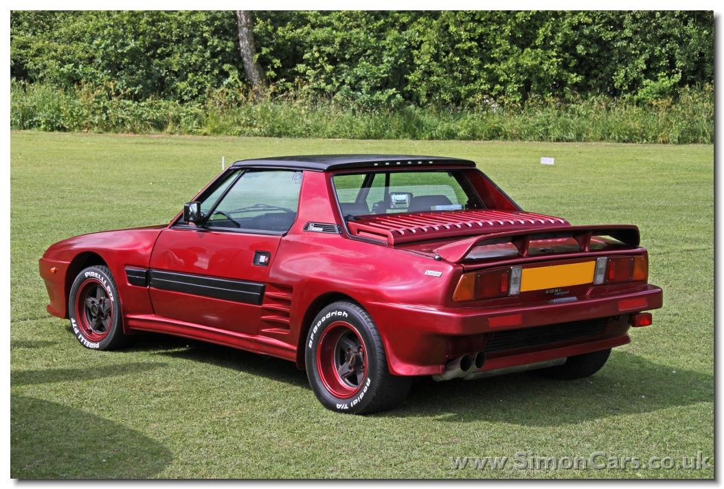 Simon Cars Fiat X1 9