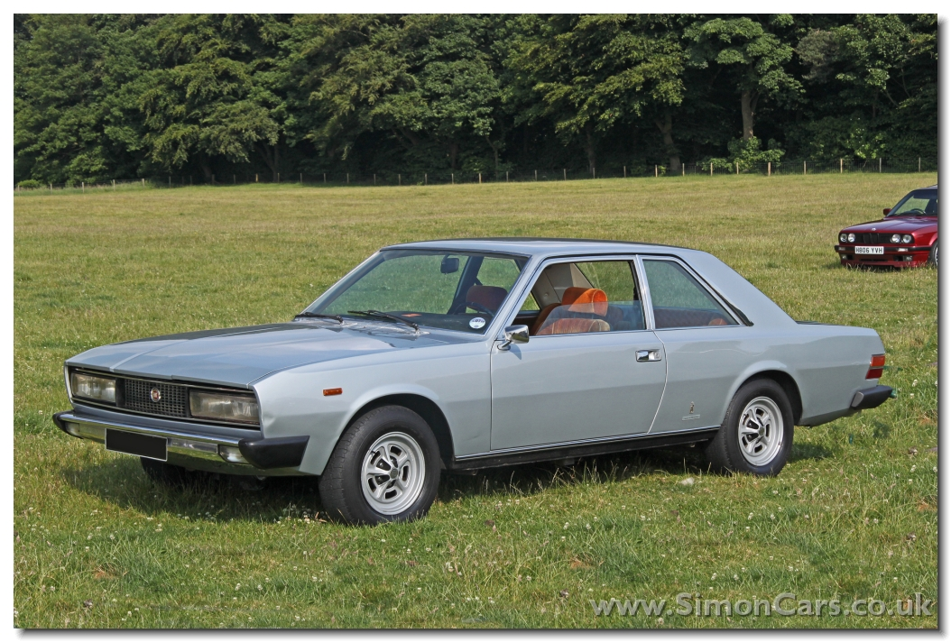 simon cars fiat 130 coupe. Black Bedroom Furniture Sets. Home Design Ideas