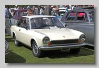 Fiat 124 Sport Coupe AC, BC, CC