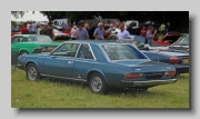 Fiat 130 Coupe 3200 rear