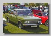 Fiat 132 1600 front
