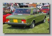Fiat 132 1600 rear