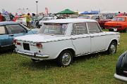 Fiat 1500 1965 rear