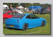 Fiat Coupe 20v turbo rear