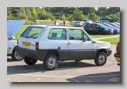 Fiat Panda 45 rear