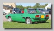 Fiat X19 1976 rear