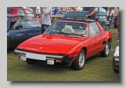 Fiat X19 1982 front