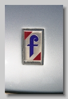 aa_Pininfarina Spider Azzurra 2000 badge