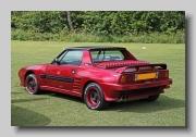 gBertone X19 1989 rear