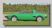 Fiat X1/9, Bertone X1/9