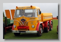 Foden S20 1962 6x4 Tractor