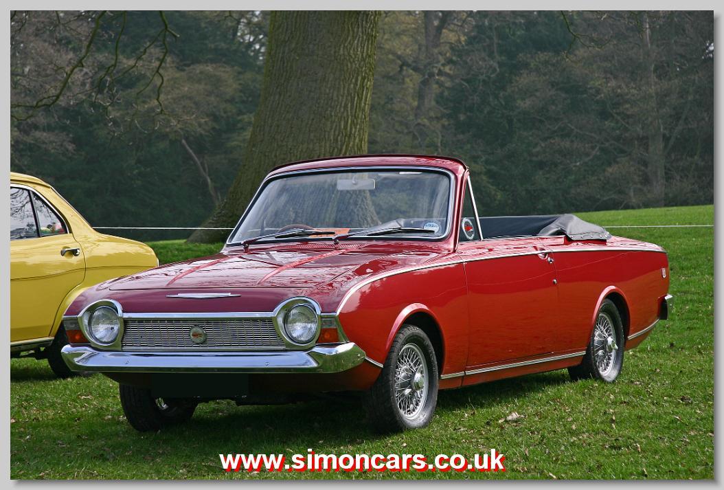Simon Cars - Crayford Engineering of Westerham - Coachbuilders on ...