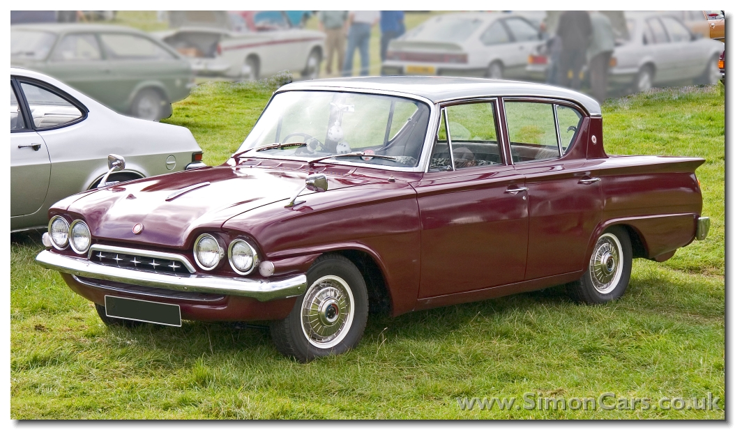 Simon cars ford 315 the angleback consul family medium for What was a consul