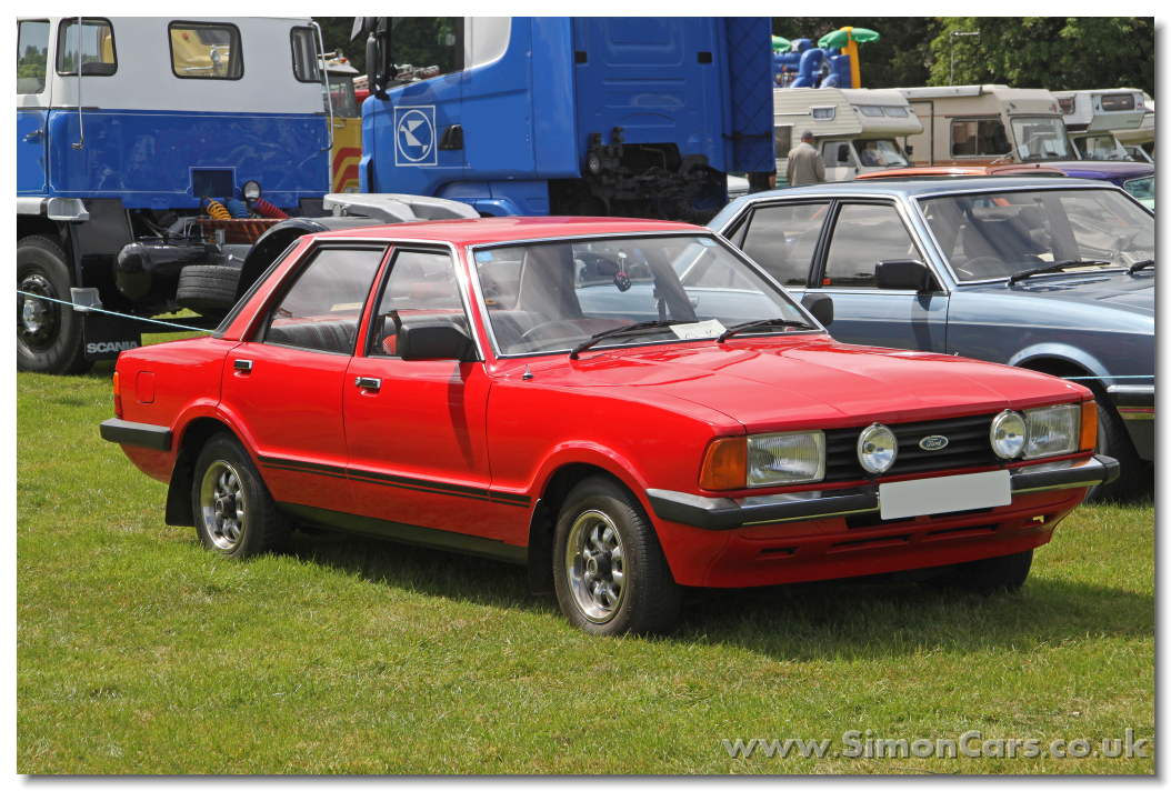 Simon Cars - Ford Cortina