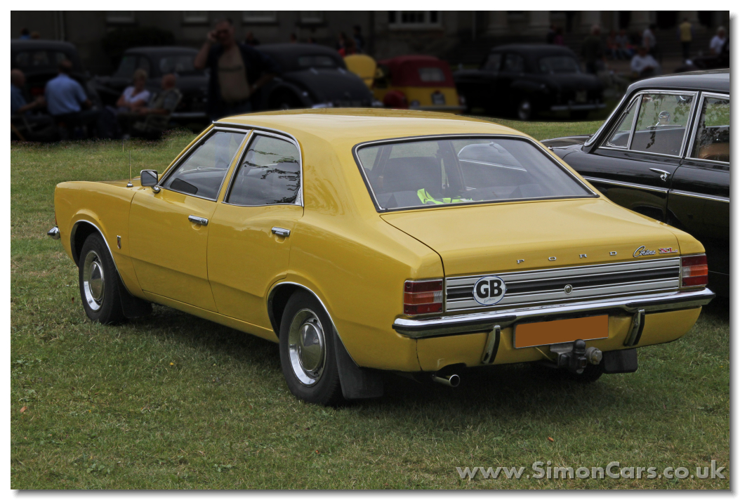 simon cars ford cortina