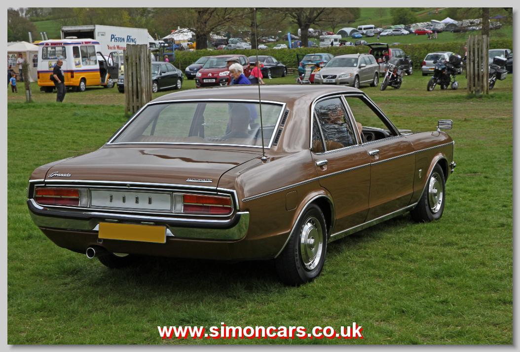 1976 Ford Granada For Sale